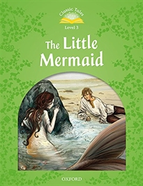 Books Frontpage Classic Tales 3. The Little Mermaid. MP3 Pack