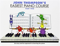 Books Frontpage EASIEST PIANO COURSE V.2