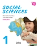 Portada del libro New Think Do Learn Social Sciences 1. Activity Book. Module 2. The world around us and Time and change.