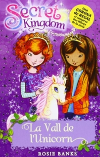 Books Frontpage Secret Kingdom 2. La Vall de l'Unicorn
