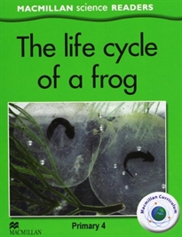Books Frontpage MSR 4 Life cycle of a frog