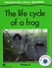 Portada del libro MSR 4 Life cycle of a frog