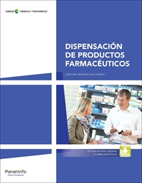 Portada del libro Dispensación de productos farmacéuticos