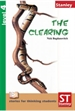 Portada del libro The clearing, level 4