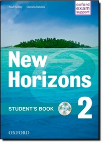 Books Frontpage New Horizons 2. Student's Book Pack