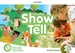 Front pageOxford Show and Tell 2. Class Book with Access Card Pack 2nd Edition