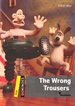 Portada del libro Dominoes 1. The Wrong Trousers MP3 Pack