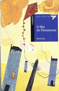 Portada del libro O fillo do Pintamonas