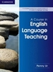 Front pageA Course in English Language Teaching 2nd Edition