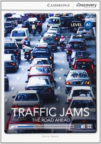 Books Frontpage Traffic Jams: The Road Ahead Beginning Book with Online Access
