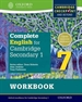 Front pageComplete English for Cambridge Secondary 1. Workbook 7