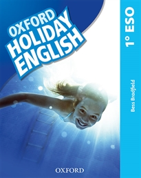 Portada del libro Holiday English 1.º ESO. Student's Pack 3rd Edition. Revised Edition