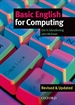 Portada del libro Basic English for Computing. Student's Book