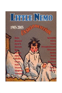 Books Frontpage Little Nemo 1905-2005
