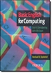 Portada del libro Basic English for Computing. CD (1)