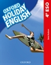 Front pageHoliday English 4.º ESO. Student's Pack  3rd Edition. Revised Edition