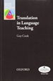 Front pageTranslation in Language Teaching