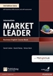 Front pageMarket Leader 3rd Edition Extra Intermediate Coursebook with DVD-ROM Pack