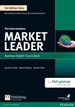 Portada del libro Market Leader 3rd Edition Extra Pre-Intermediate Coursebook with DVD-ROMand MyEnglishLab Pack