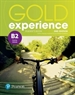 Portada del libro Gold Experience 2nd Edition B2 Students' Book