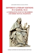 Portada del libro Different literary editions in 2 Samuel 10-12: a comparative study of the hebrew and greek textual traditions