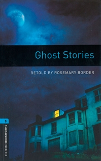 Portada del libro Oxford Bookworms 5. Ghost Stories MP3 Pack
