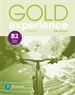 Portada del libro Gold Experience 2nd Edition B2 Workbook