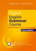 Portada del libro Oxford English Grammar Course Intermediate Student's Book without Key. Revised Edition.