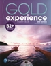 Portada del libro Gold Experience 2nd Edition B2+ Students' Book
