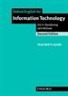 Portada del libro Information Technology. Teacher's Book