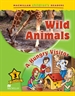 Portada del libro MCHR 3 Wild Animals/A Hungry Visitor