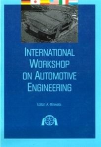 Books Frontpage International Workshop on Automotive Engineering