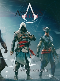 Books Frontpage Saga Assassin's Creed