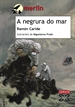 Portada del libro A negrura do mar