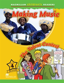 Books Frontpage MCHR 4 Making music/Talent Contest