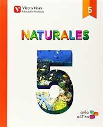 Books Frontpage Naturales 5 (aula Activa)