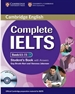 Front pageComplete IELTS Bands 6.5-7.5 Student's Book with Answers with CD-ROM