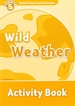 Front pageOxford Read and Discover 5. Wild Weather Activity Book