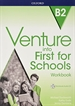 Portada del libro Venture Into First Workbook without key