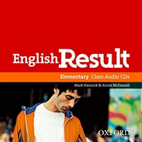 Books Frontpage English Result Elementary. Class CD (2)