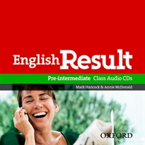 Books Frontpage English Result Pre-Intermediate. Class CD (2)