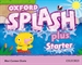 Portada del libro Splash Plus Starter. Class Book & Song CD Pack