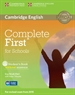 Portada del libro Complete First for Schools Student's Book without Answers with CD-ROM