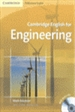 Portada del libro Cambridge English for Engineering Student's Book with Audio CDs (2)
