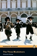 Portada del libro Penguin Readers 2: Three Musketeers, The Book and MP3 Pack