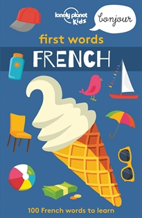 Books Frontpage First Words - French