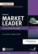 Portada del libro Market Leader 3rd Edition Extra Advanced Coursebook with DVD-ROM Pack
