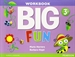 Front pageBig Fun 3 Workbook with AudioCD