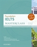 Portada del libro IELTS Foundation Masterclass Student's Book Online Practice Test Workbook Pack
