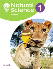 Books Frontpage Natural Science 1. Pupil's Book
